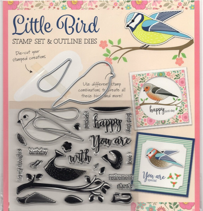 11 15 Creative Stamping stamp sets Issue 7 Make Special Cards British Cardmaking Magazines- Pima Papers /& Die