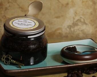 Crème Brulee Coffee Sugar Scrub