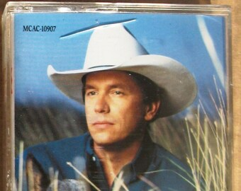 Cassette-George Strait, Easy Come Easy Go-excellent condition FREE SHIPPING