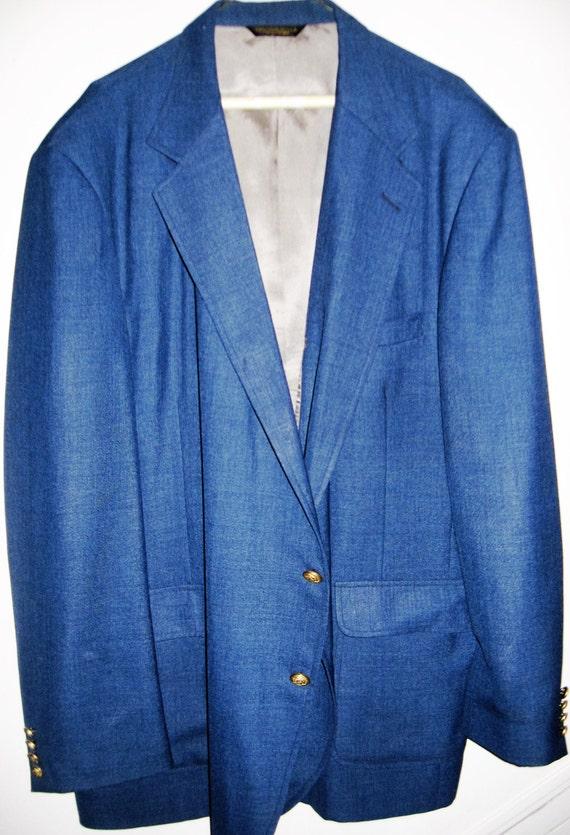 Vintage Sutter & Sport Coat Gant homme taille 50
