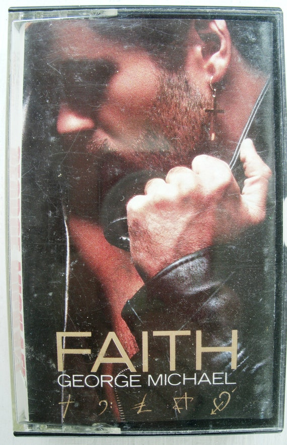 Cassette George Michael Faith Excellent Condition Free Etsy,Furnishing A New Home