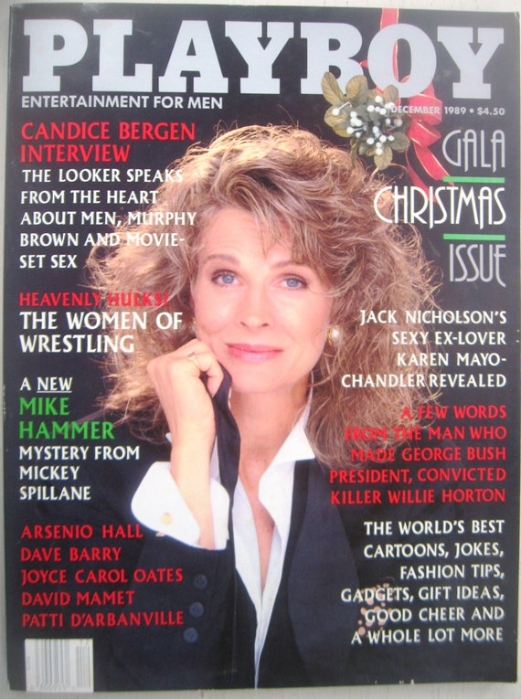 PLAYBOY December 1989 Excellent condition FREE SHIPPING