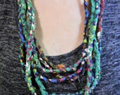 Hippie Boho Chic layered ...