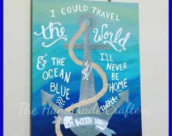 My Anchor Quote Etsy