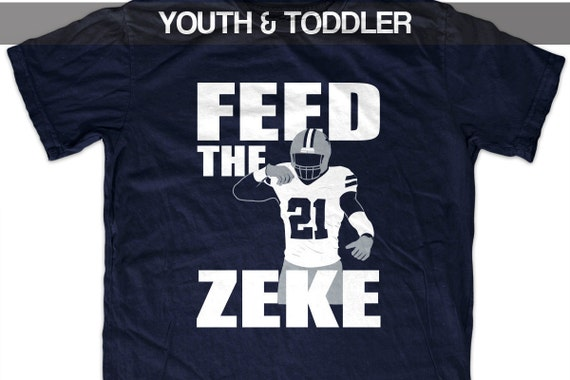 youth zeke jersey