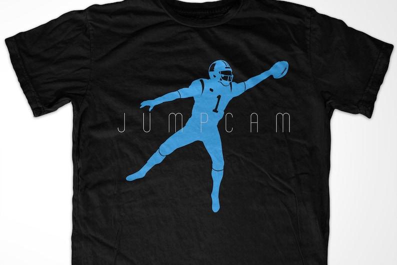 a4165df4 Cam Newton 'JUMPCAM' t-shirt