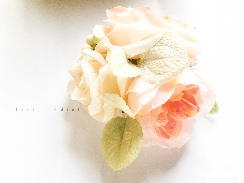 Ella Mae Cake Topper // Wedding Cake Topper // Flower Cake Topper ...
