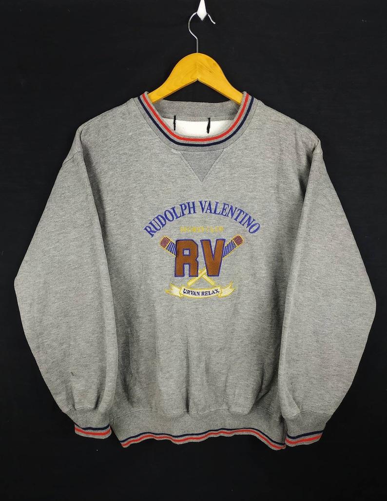 Vintage RUDOLPH VALENTINO Sweatshirt Size M