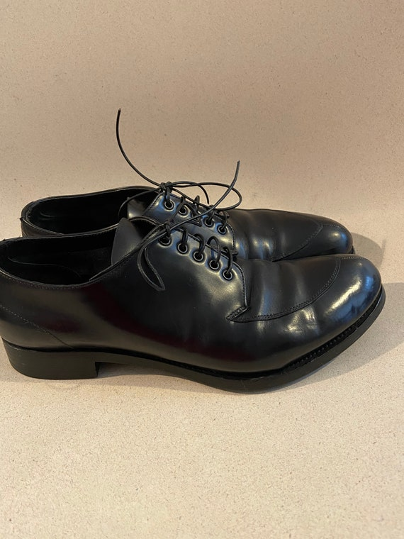 PRADA Oxford men shoes