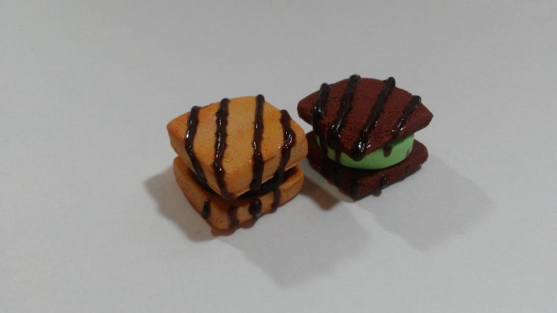 5 Per Order 1:6 Scale Individually Wrapped Dollhouse Miniature Candy
