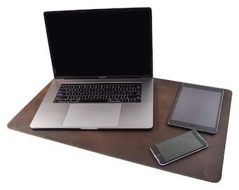 Popular Items For Leather Desk Pad
