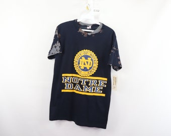 1980s Soft Champion Notre Dame T Shirt 80s Fighting Irish | Etsy