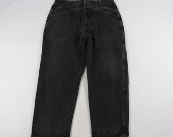 95030cab 90s Marithe Francois Girbaud Spell Out Baggy Denim Jeans Pants Mens 40x30, 90s  Girbaud Jeans, 90s Marithe Francois Girbaud, Girbaud Jeans