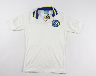 be024017d41 80s New Shez New York Cosmos Pele NASL North American Soccer League Jersey  Mens Small White