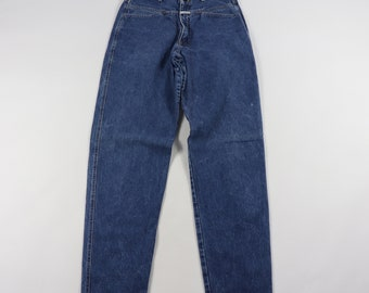 968094e2 90s Marithe Francois Girbaud Spell Out Tapered Leg Denim Jeans Mens 30x34, 90s  Girbaud Jeans, 90s Marithe Francois Girbaud, Girbaud Jeans