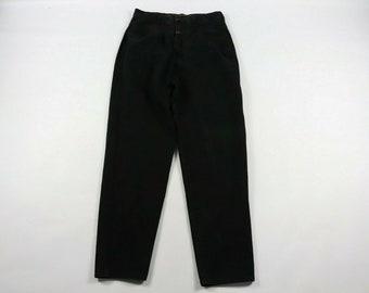 01d618c0 90s Marithe Francois Girbaud Tapered Leg Hip Hop Spell Out Denim Jeans  Pants Mens 34x34 Black, Vintage Girbaud Jeans, Vintage Jeans, 90s