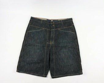 7a30534834 90s Marithe Francois Girbuad Spell Out Denim Jean Shorts Mens Size 40, Vintage  Girbaud Denim Jean Shorts, Vintage Jean Shorts, Denim Shorts