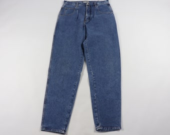 abb28aaf9d5 90s Guess Spell Out Tapered Leg Denim Jeans Pants Blue USA Mens 36x34 , Vintage  Guess Jeans, 90s Jeans, Denim Jeans Pants, Denim Pants