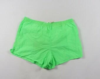 f5f7aff7fc 90s Neon Festival Swimming Swim Trunks Shorts Mens XL Green, Vintage Swim  Trunks Shorts, Mens Festival Shorts, Vintage Swim Shorts, 1990s
