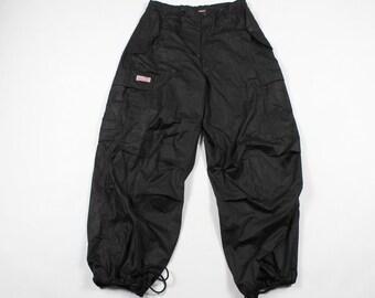 80s parachute pants etsy