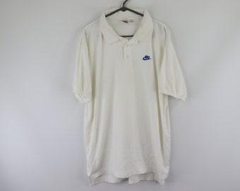 90s nike tennis polo | Etsy