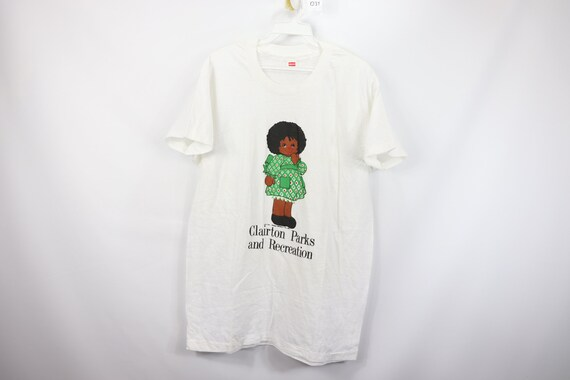 70s Hanes 1974 Clairton Parks and Recreation Thin