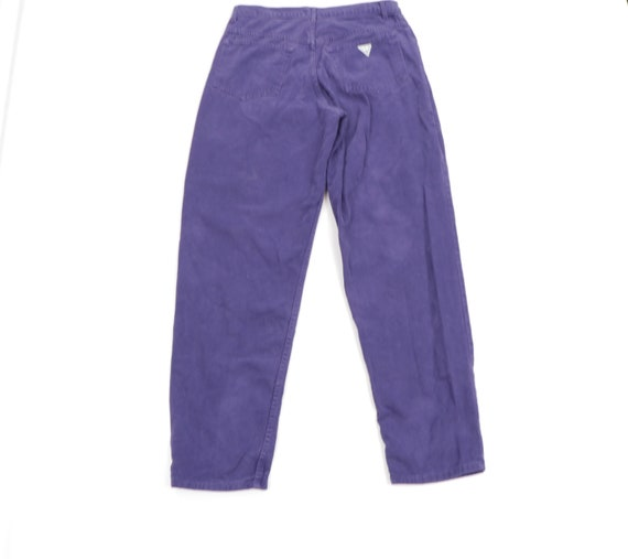 90s Guess Streetwear Spell Out Tapered Leg Jeans … - image 6