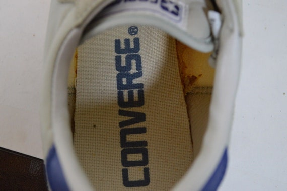 80s CONVERSE New Mens Size 7.5 Adjustable Strap S… - image 3
