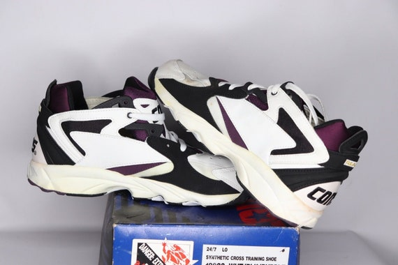 90s New Converse Cons React 24/7 Lo Cross Trainer… - image 5