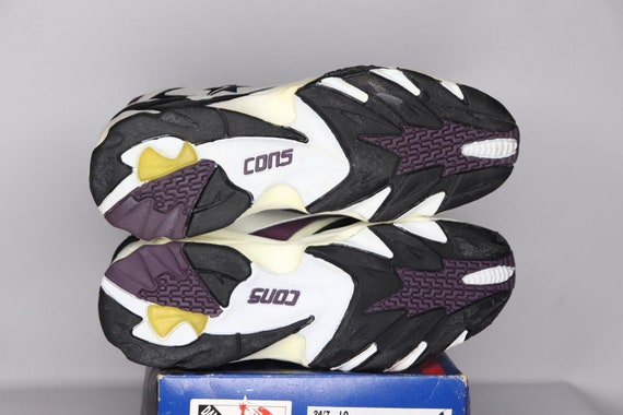 90s New Converse Cons React 24/7 Lo Cross Trainer… - image 6