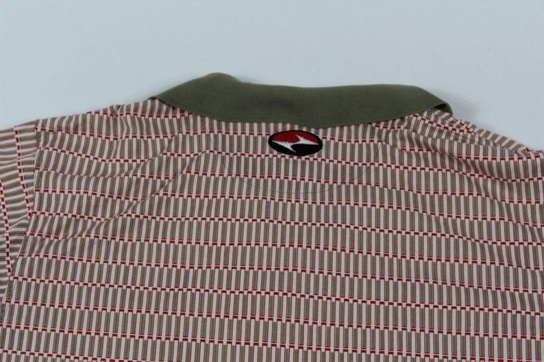 acec2ea06 90s Nike Golf All Over Print Short Sleeve Golfing Golf Polo | Etsy