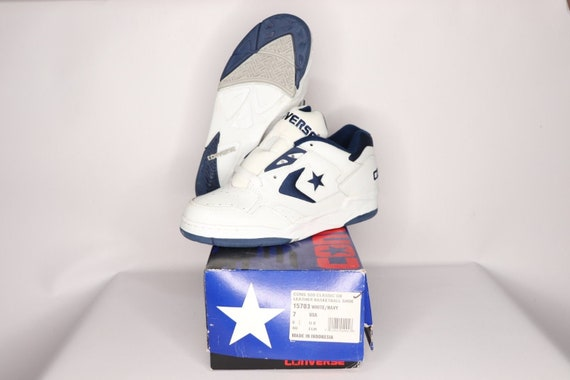 90s New Converse Cons 500 Low Ox Leather Basketbal