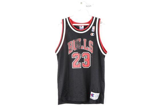 90s Champion Chicago Bulls Michael Jordan Basketba