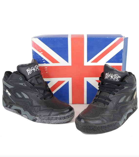 90s NOS Deadstock Reebok The Boulevard Blacktop Ba