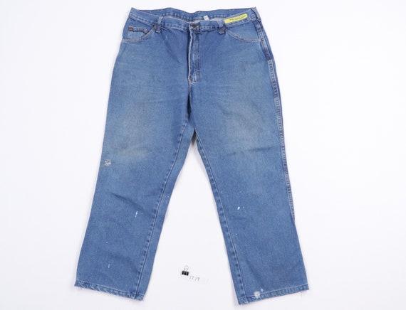 80s Dickies Branders Distressed Faded Straight Leg