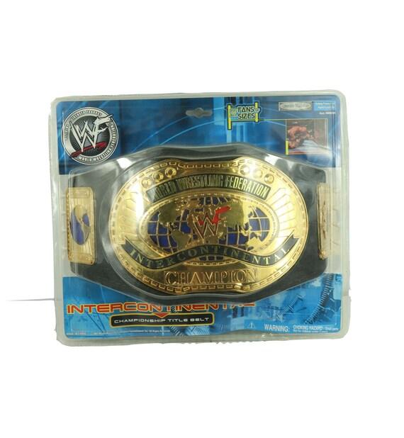Vintage Deadstock Sealed WWF World Wrestling Feder