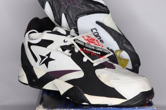 90s New Converse Cons React 24/7 Lo Cross Trainer… - image 8