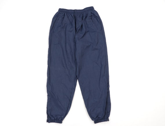 90s Russell Athletic Lined Nylon Joggers Jogger Pa