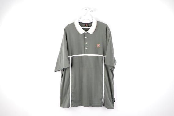 90s Nike Challenge Court Swoosh Short Sleeve Tenni