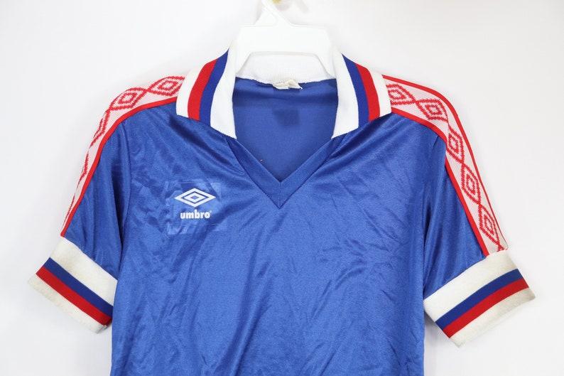 b9a62aa7c3 80s New Umbro International Mens Medium England World Cup | Etsy