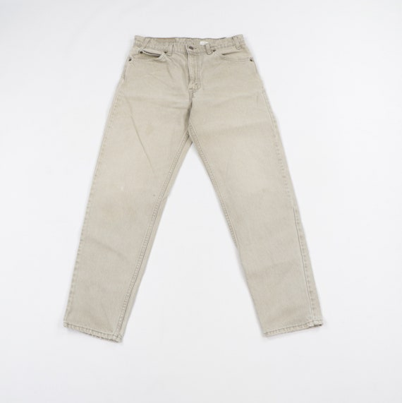 90s Levis 550 Tapered Leg Relaxed Fit Denim Jeans
