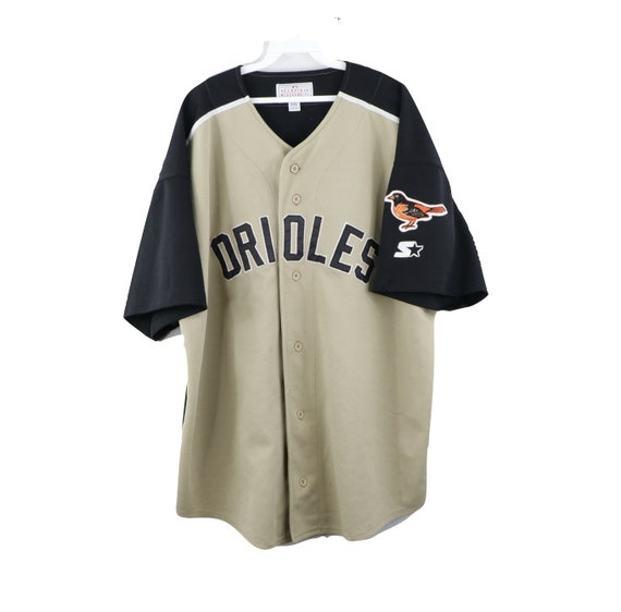 90s Starter Baltimore Orioles Spell Out Stitched B