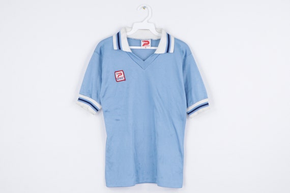 NOS 70s Patrick Spell Out Short Sleeve Soccer Jers