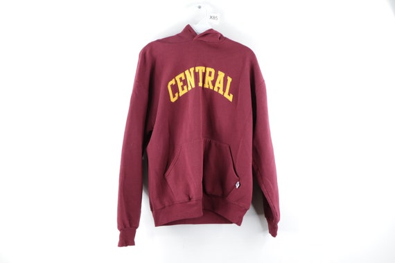 90s Russell Athletic Central Michigan University H