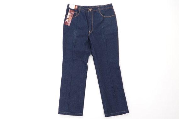 NOS 80s Jordache Streetwear Mens 36x30 Straight Le