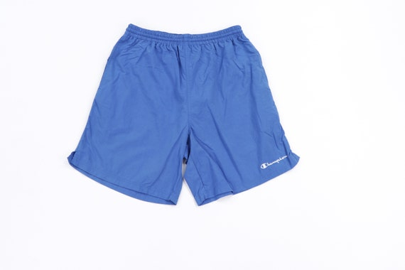 90s Champion Stitched Spell Out Nylon Hiking Short