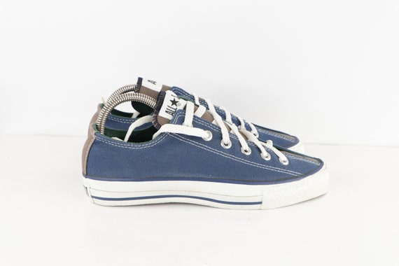 90s NOS Converse All Star Low Bowling Sneakers Sh… - image 3