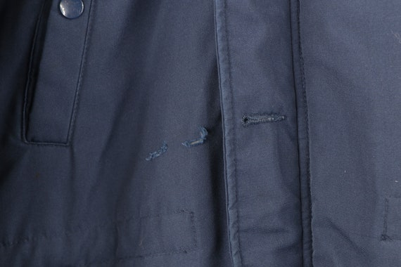 70s Sears Field Master Hooded Lined Parka Jacket … - image 4