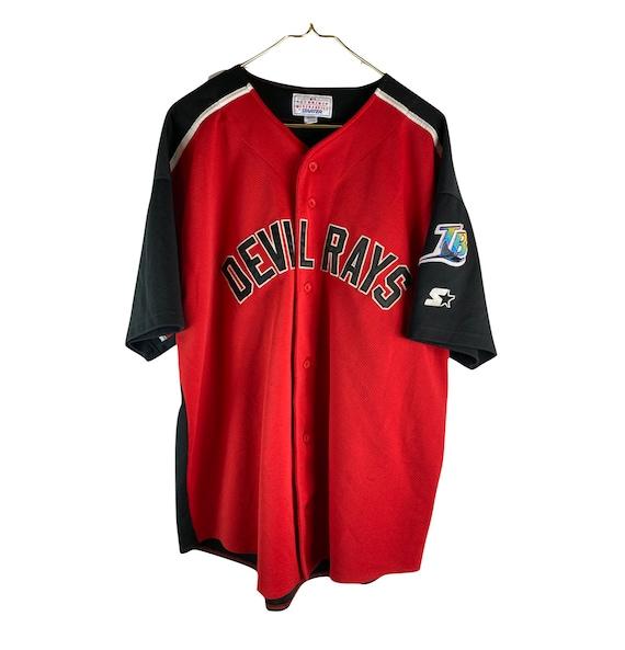90s Starter Tampa Bay Devil Rays Stitched Baseball