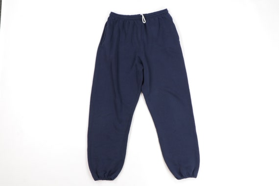 90s Russell Athletic Distressed Blank Sweatpants J